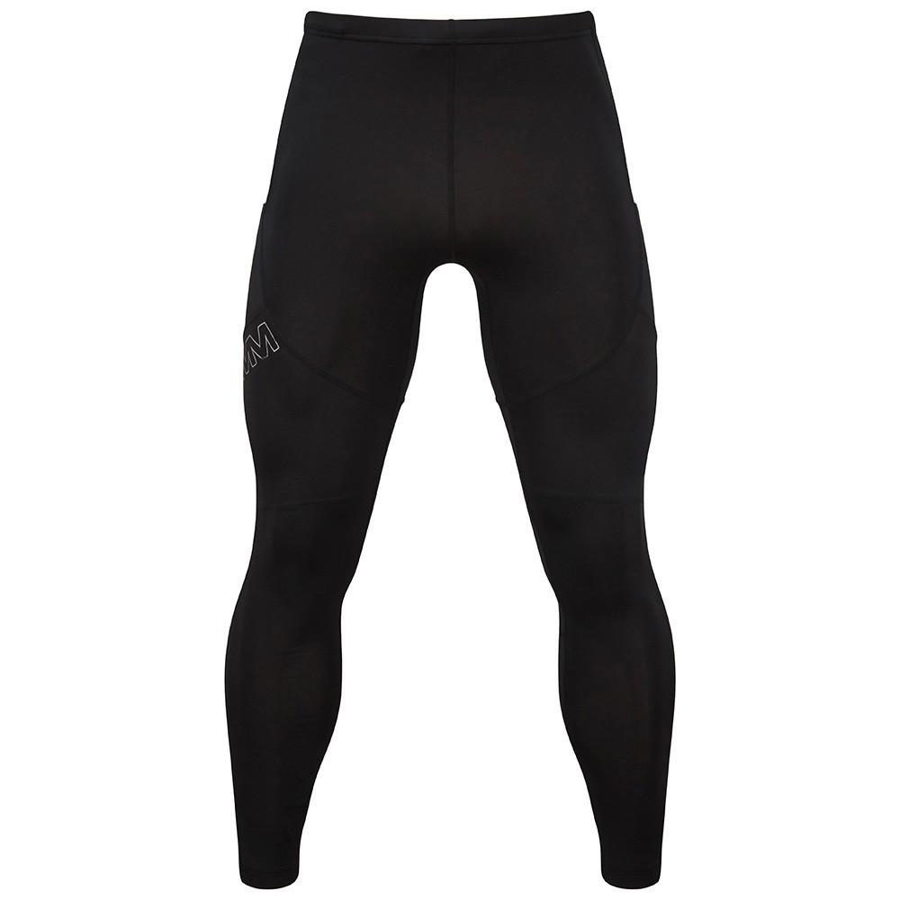 OMM Flash Tights 1.0 Men's Running Tights - Black