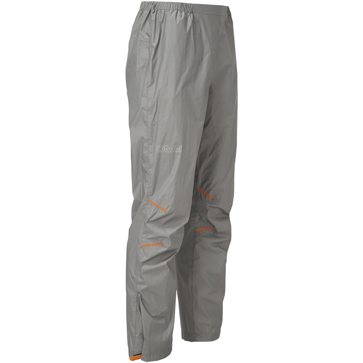 OMM Halo Men's Waterproof Pants - Grey - side