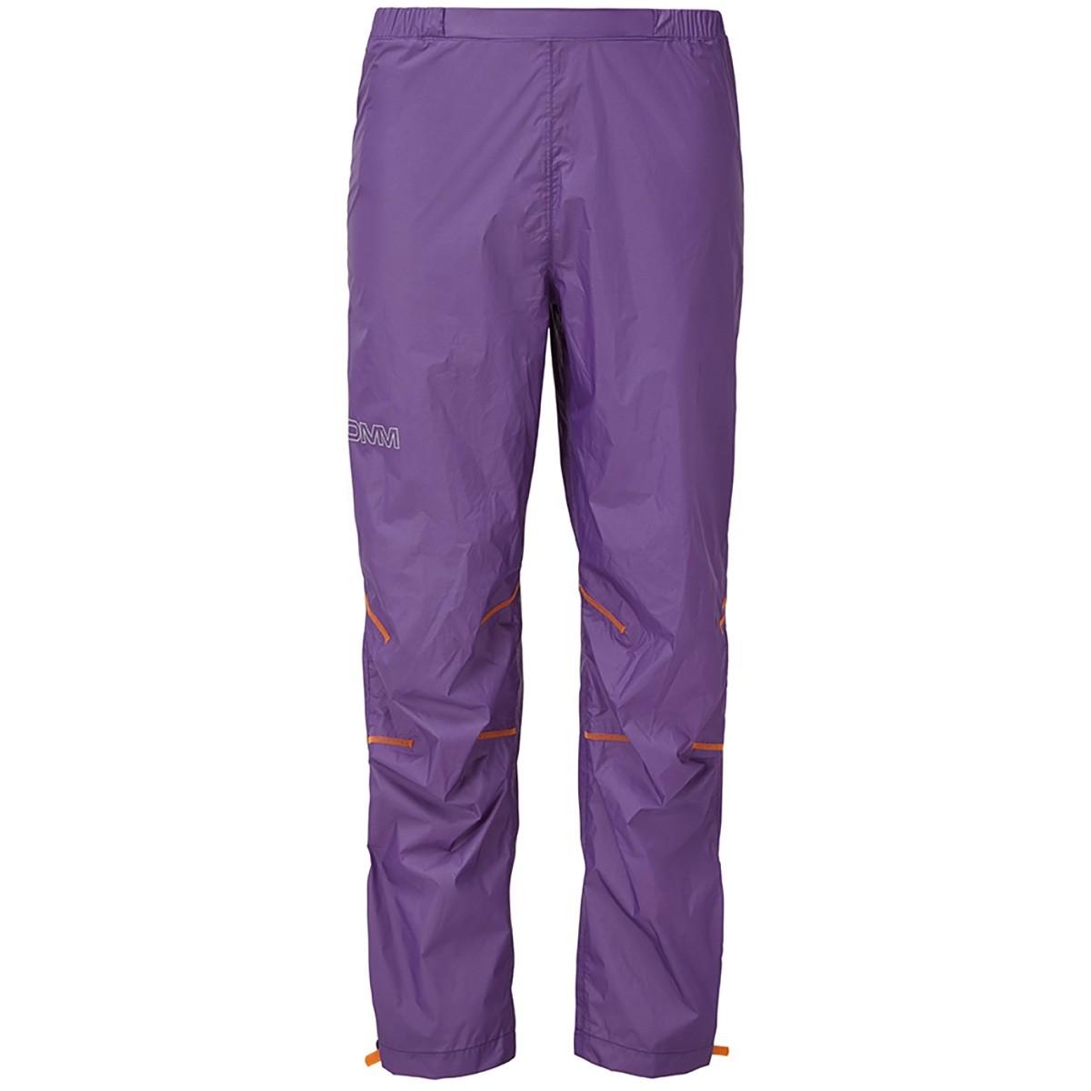 OMM Halo Women's Waterproof Pants - Purple