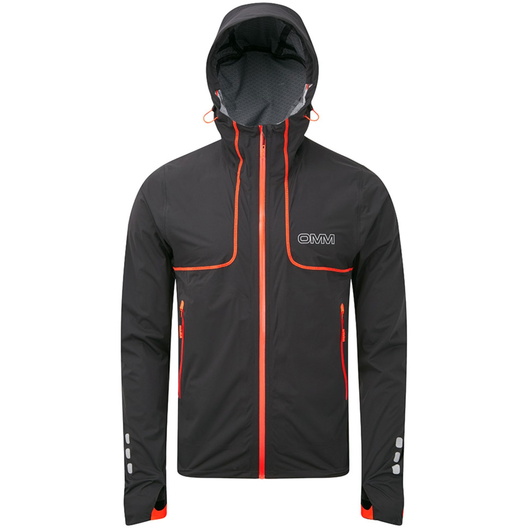OMM Kamleika Men's Waterproof Jacket - Black