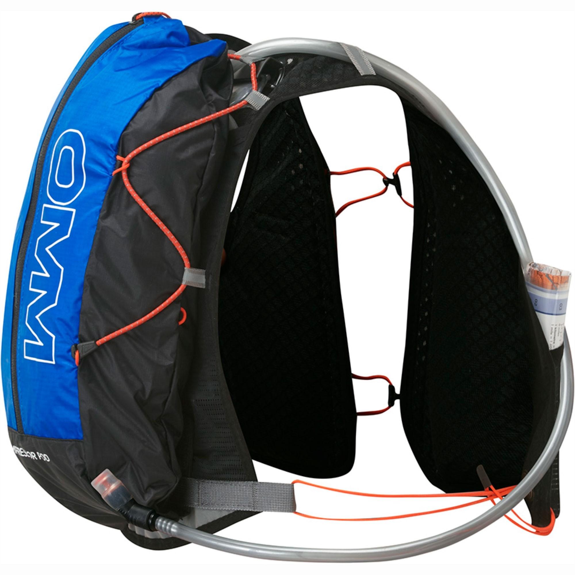 OMM Compressor Pod - Blue (on OMM Trail Fire Running Vest)