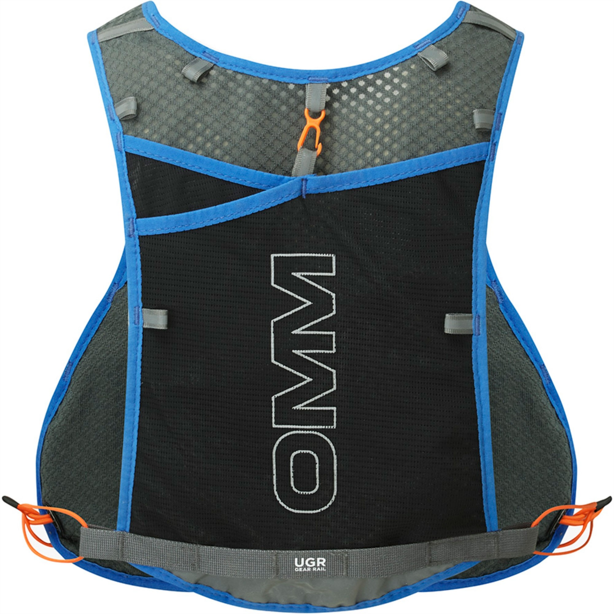 OMM TrailFire Vest Running Pack - Blue Back