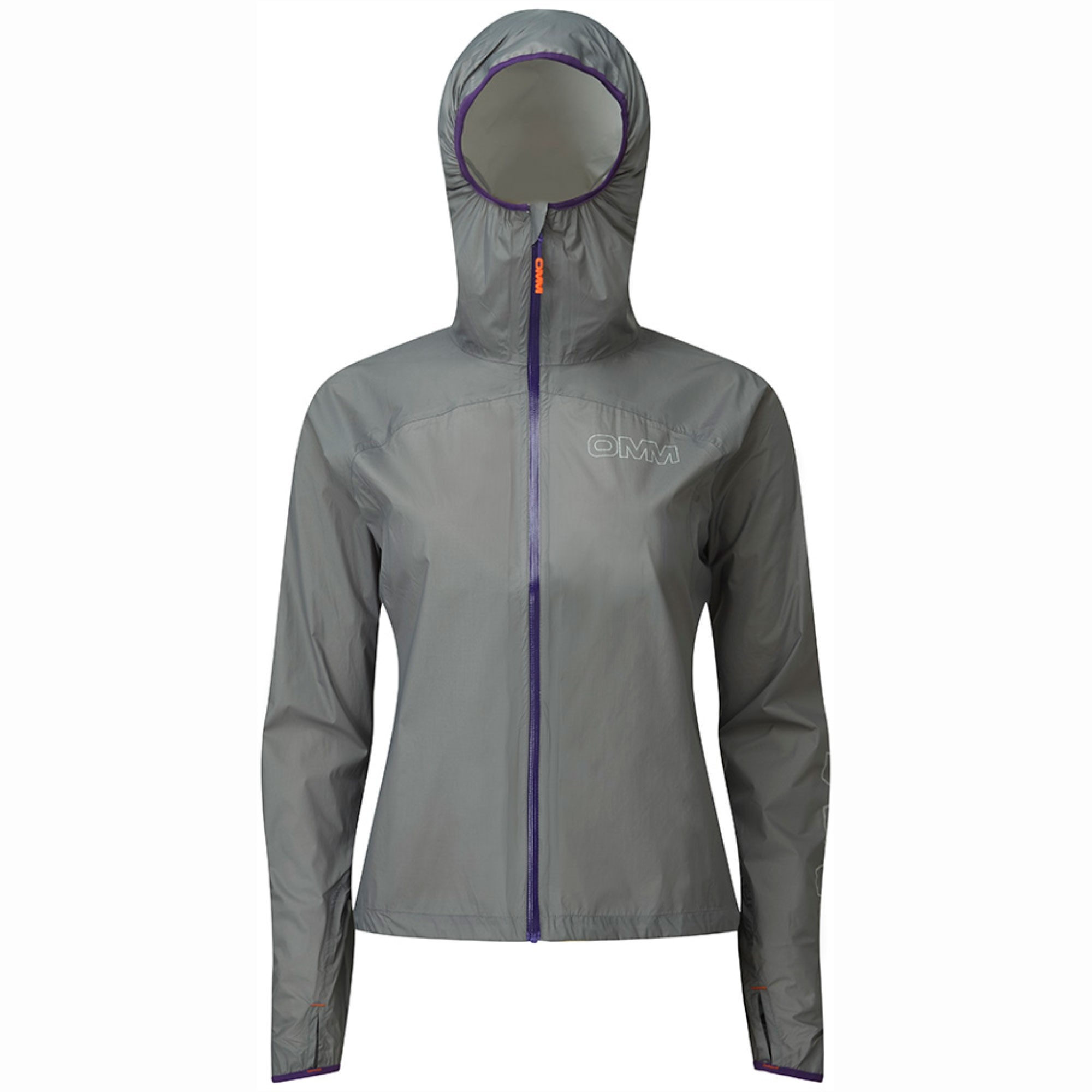 OMM Halo Ultralight Women's Waterproof Jacket - Grey