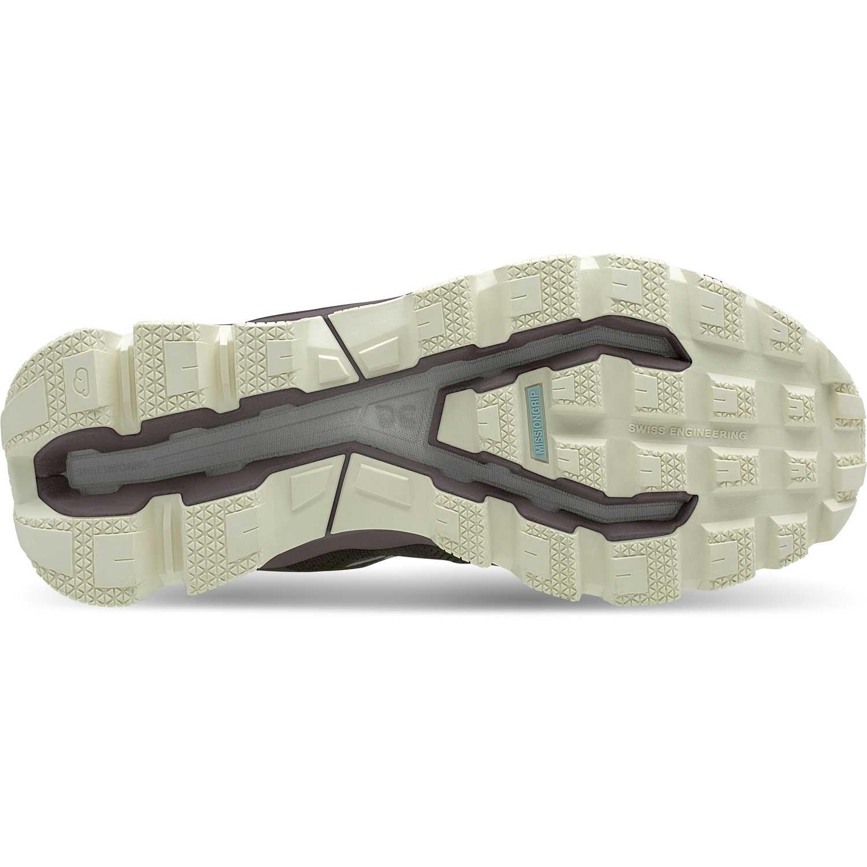 On Running Cloudventure Running Shoe - Women's - Shadow/Grape