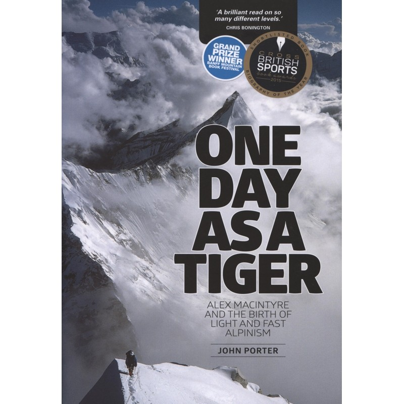 One Day as a Tiger by Vertebrate Publishing