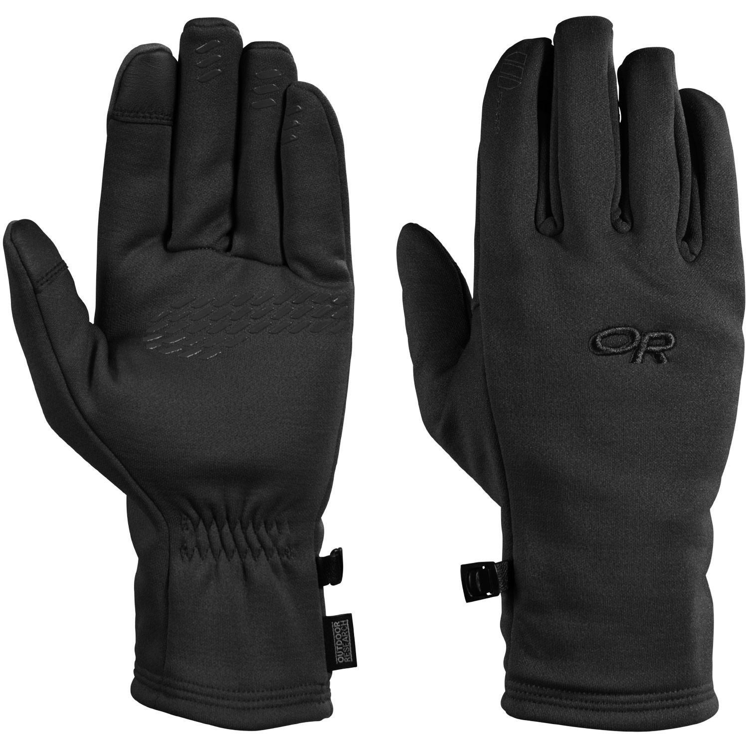 Outdoor Research Backstop Sensor Men's Gloves - Black
