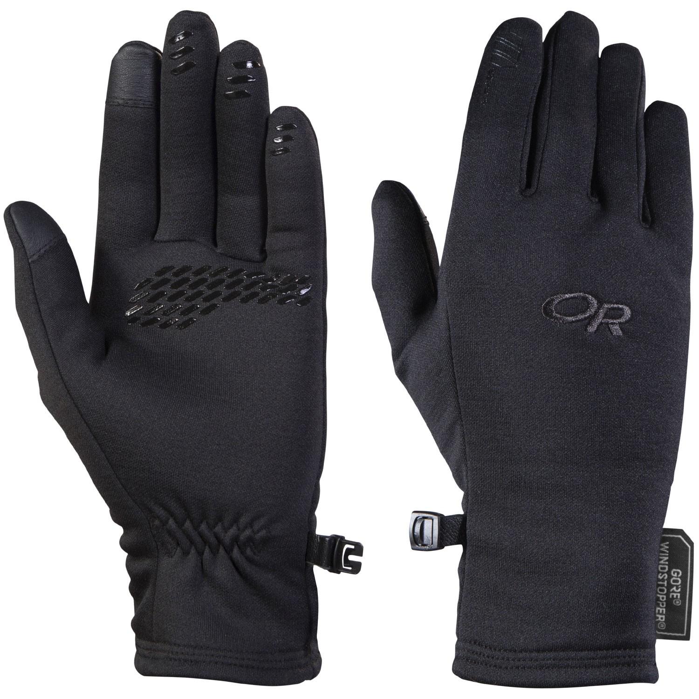 Outdoor Research Backstop Sensor Women's Gloves - Black