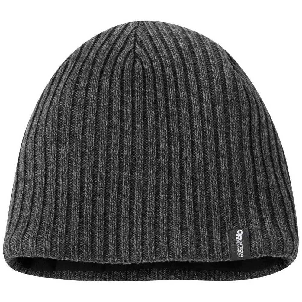 Outdoor Research Bennie Insulated Beanie - Pewter/Charcoal