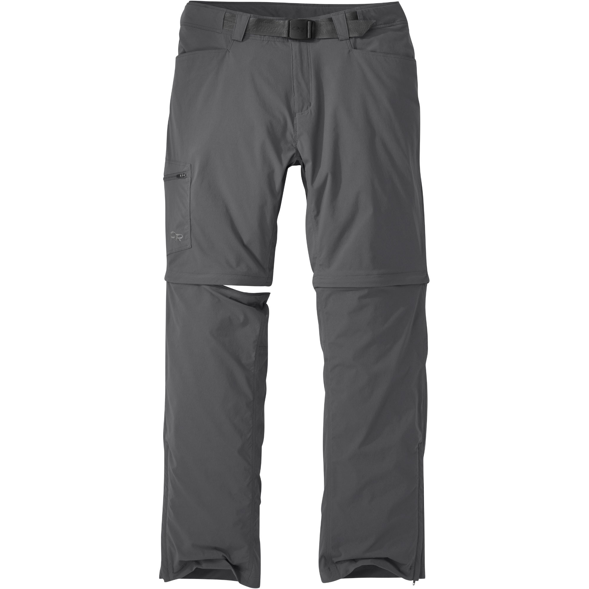 Outdoor Research Equinox Convertible Pants - Charcoal