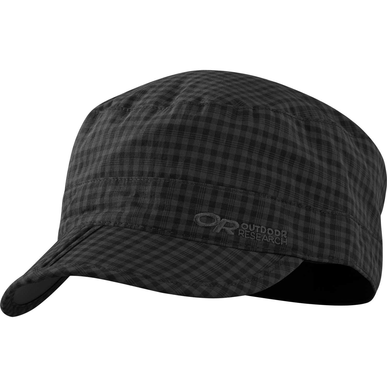 Outdoor Research Radar Pocket Cap - Black Check
