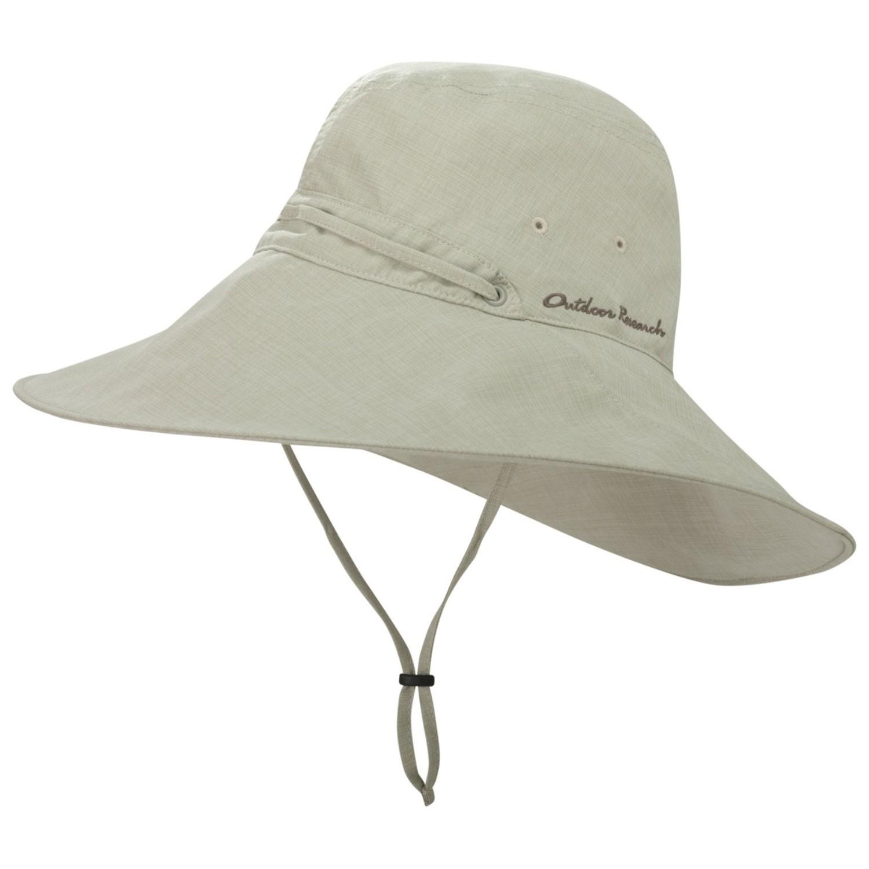 Outdoor Research Mesa Verde Sun Hat - Cairn