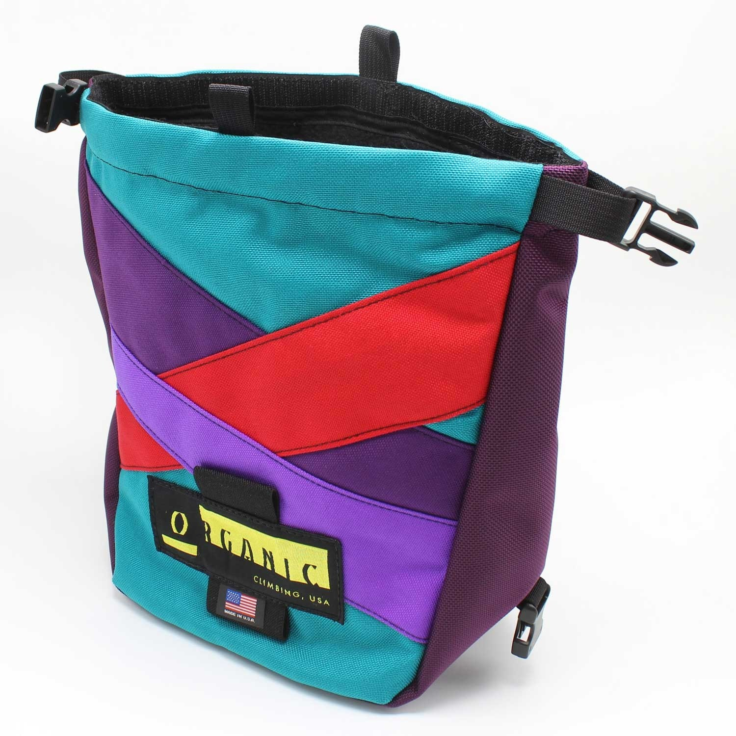 Organic Deluxe Chalk Bag - Colours may vary