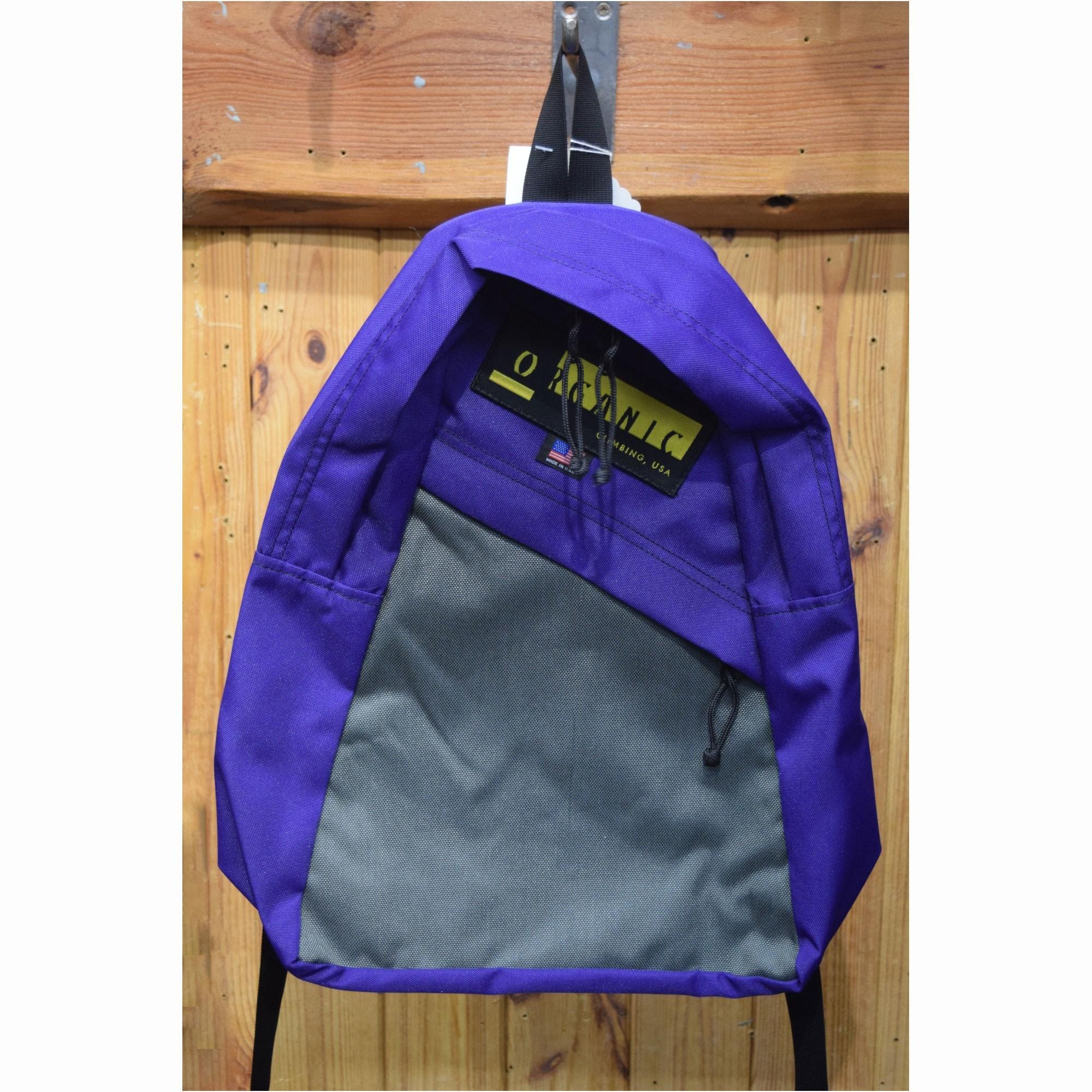 Organic Retro Book Bag