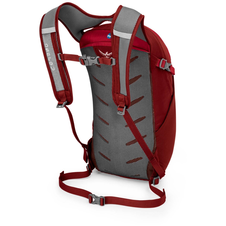 Osprey Daylite Rucksack - Real Red