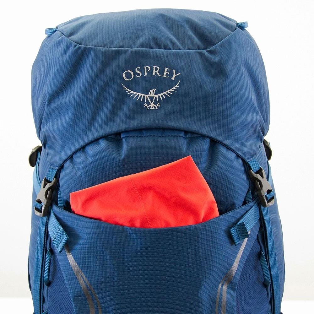 Osprey Kestrel 38 Rucksack - Loch Blue