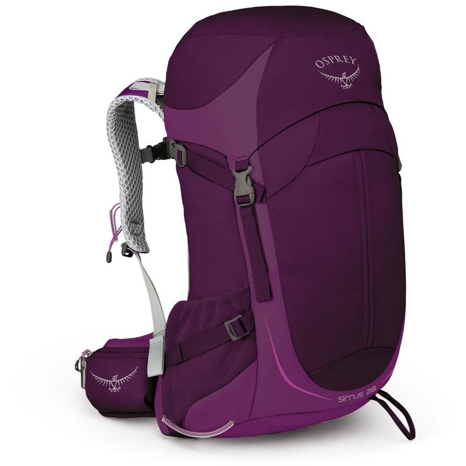 Osprey Sirrus 26 - Women's Rucksack - Ruska Purple