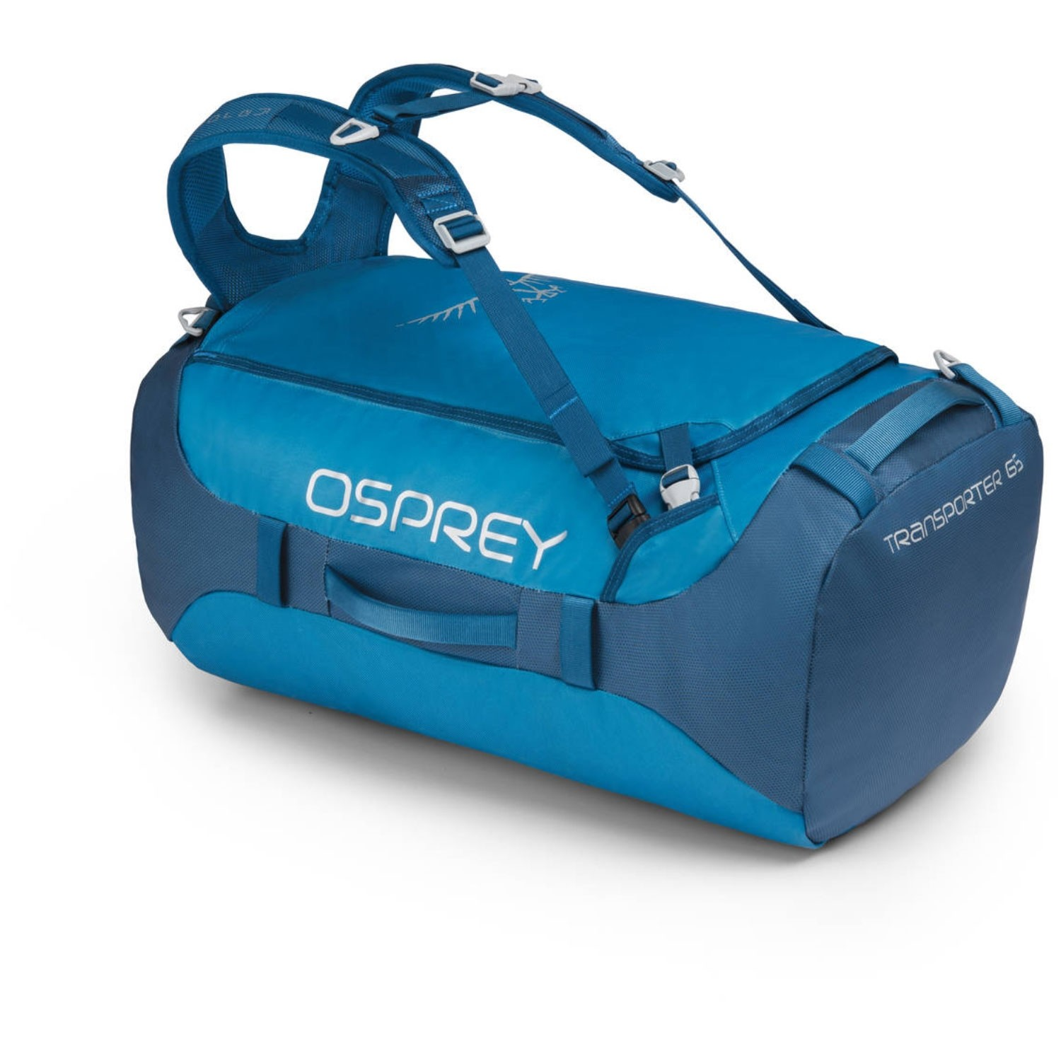 Osprey Transporter 65 Duffle Bag - Kingfisher Blue