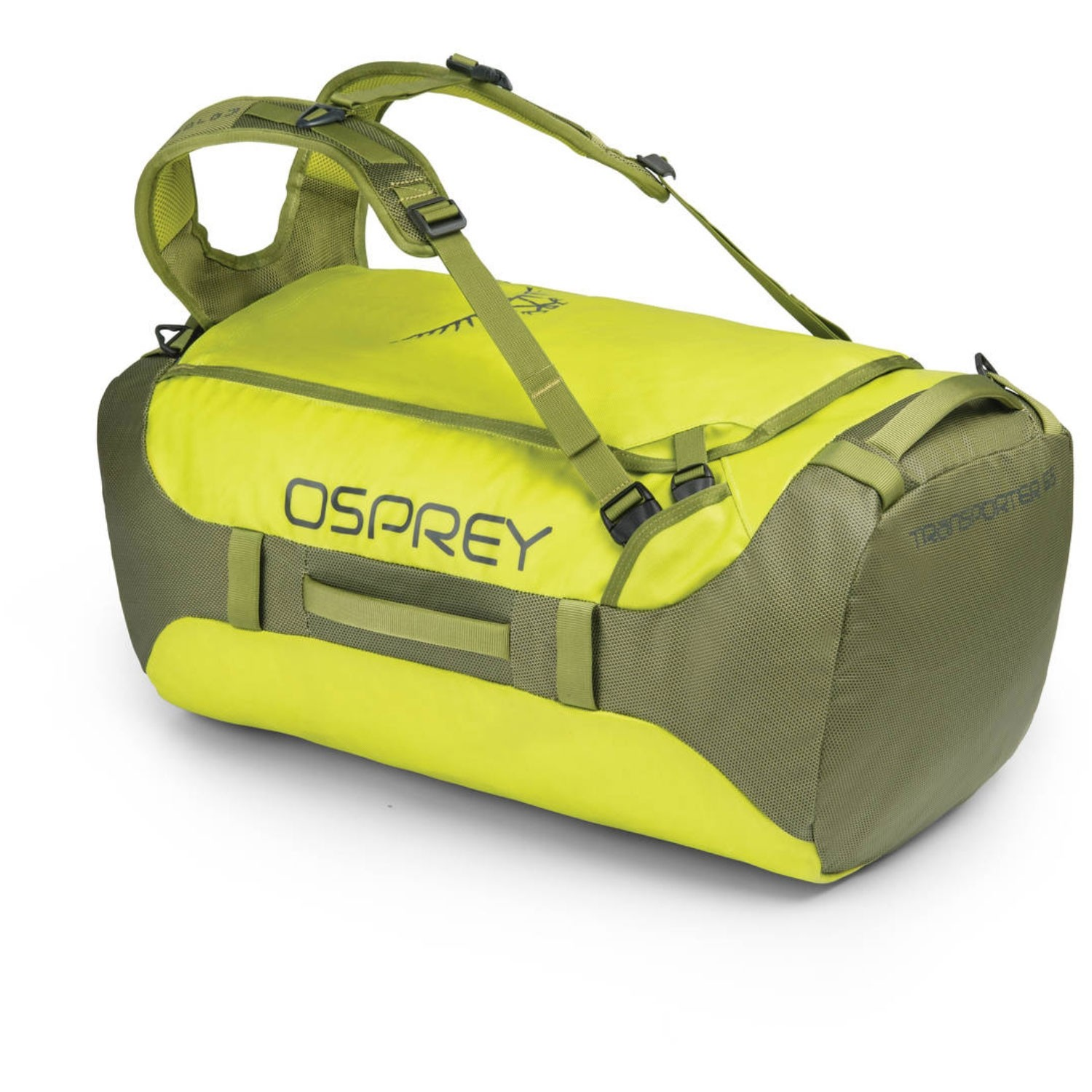 Osprey Transporter 65 Duffle Bag - Sub Lime