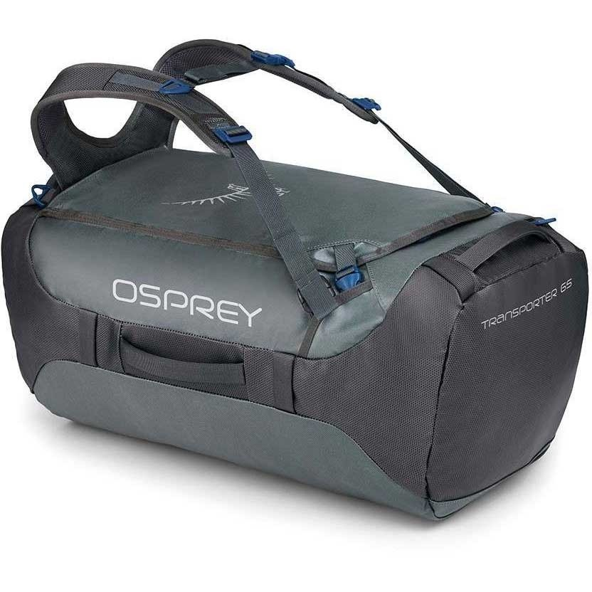 Osprey Transporter 65 Duffle Bag - Point Break Grey