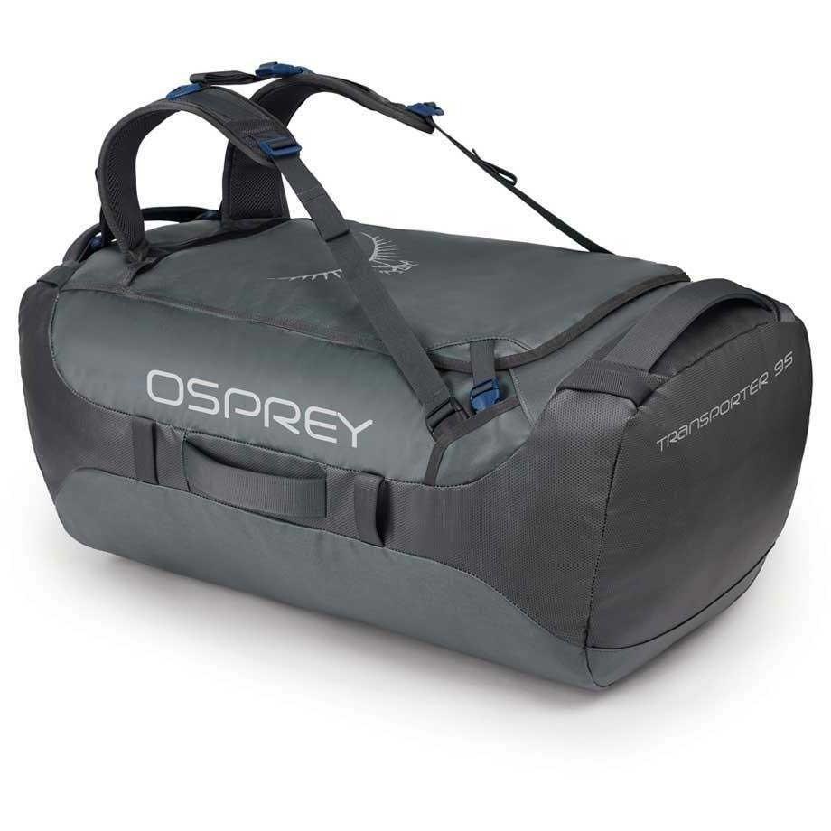 Osprey Transporter 95 Duffle Bag - Point Break Grey