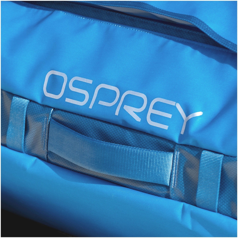 Osprey Transporter 95 Duffle Bag - Kingfisher Blue