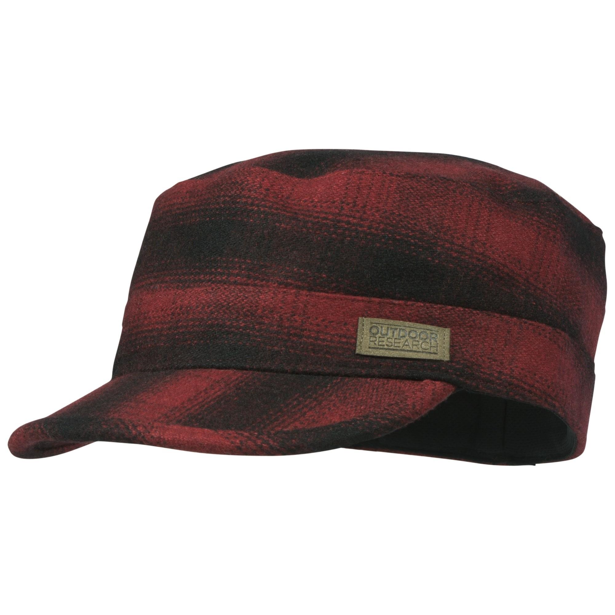Outdoor Research Kettle Cap - Redwood /Black