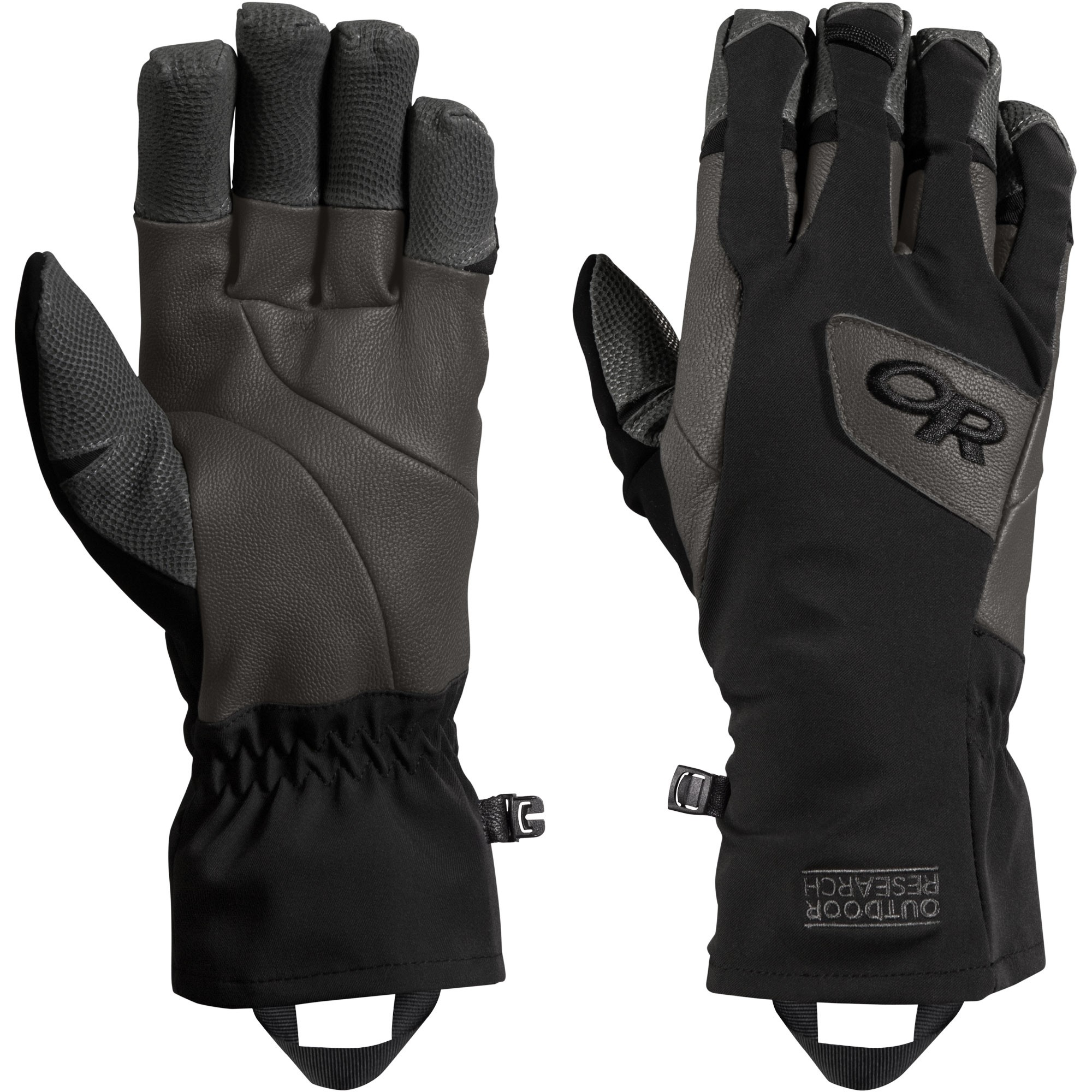 Outdoor-Research-Super-Vert-Glove-Black-Charcoal-W17.
