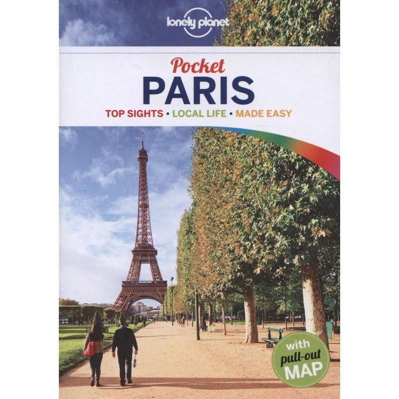 Paris: Lonely Planet Pocket City Guide