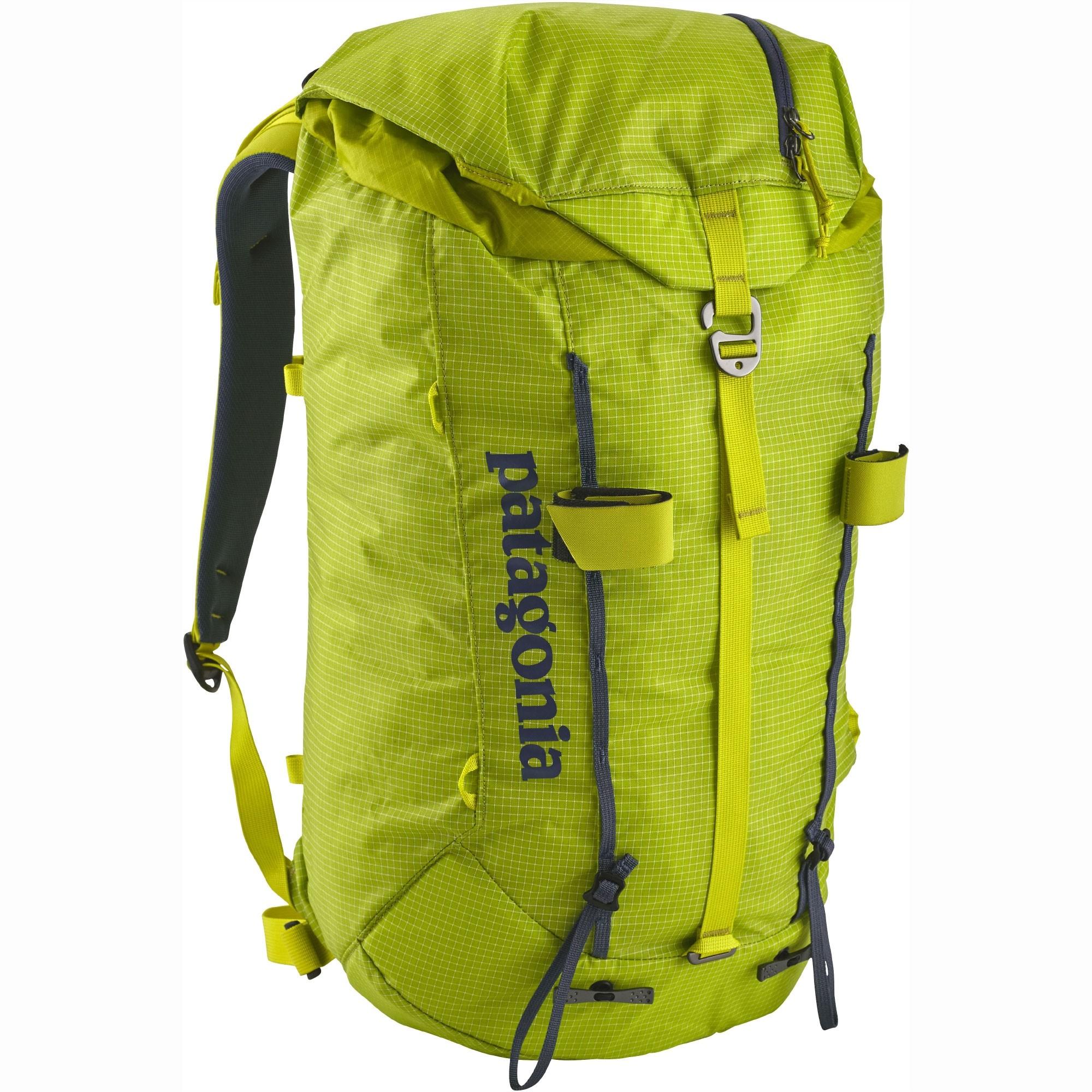 Patagonia-Ascensionist-30L-Rucksack-Gecko-Green-S18