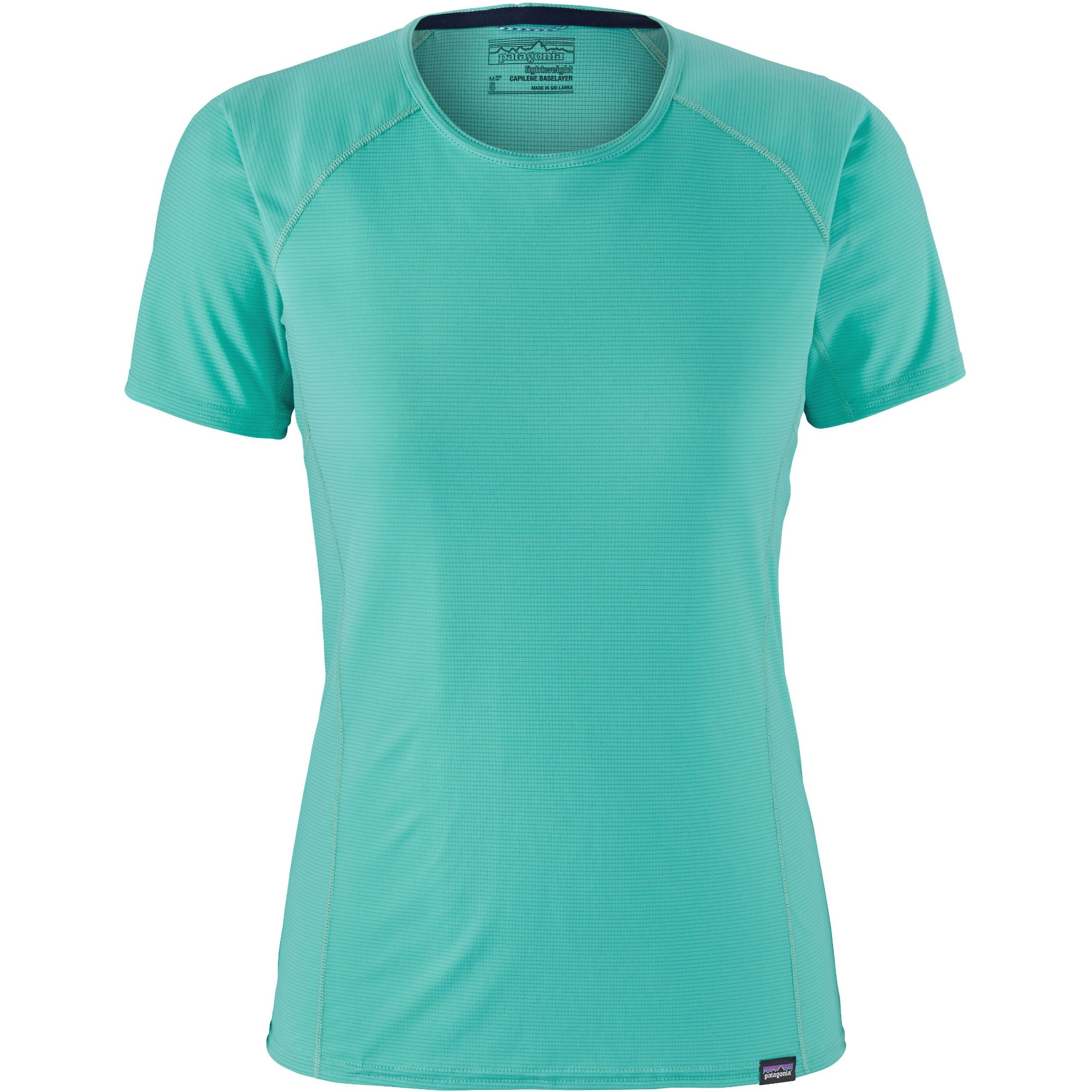 Patagonia-Capilene-Lightweight-T-Shirt-Womens-Strait-Blue-S18