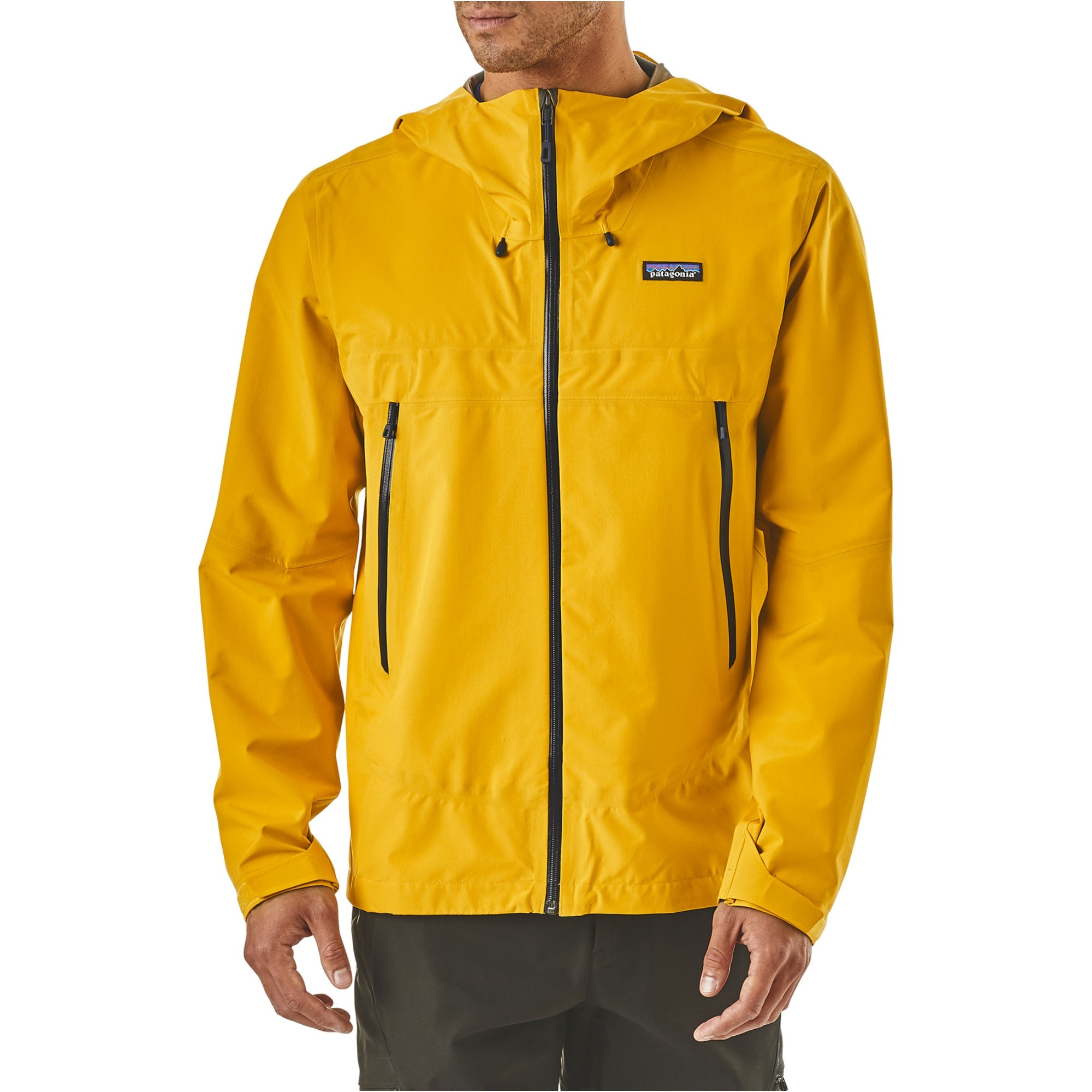 Patagonia Cloud Ridge Waterproof Jacket Rugby Yellow OM3