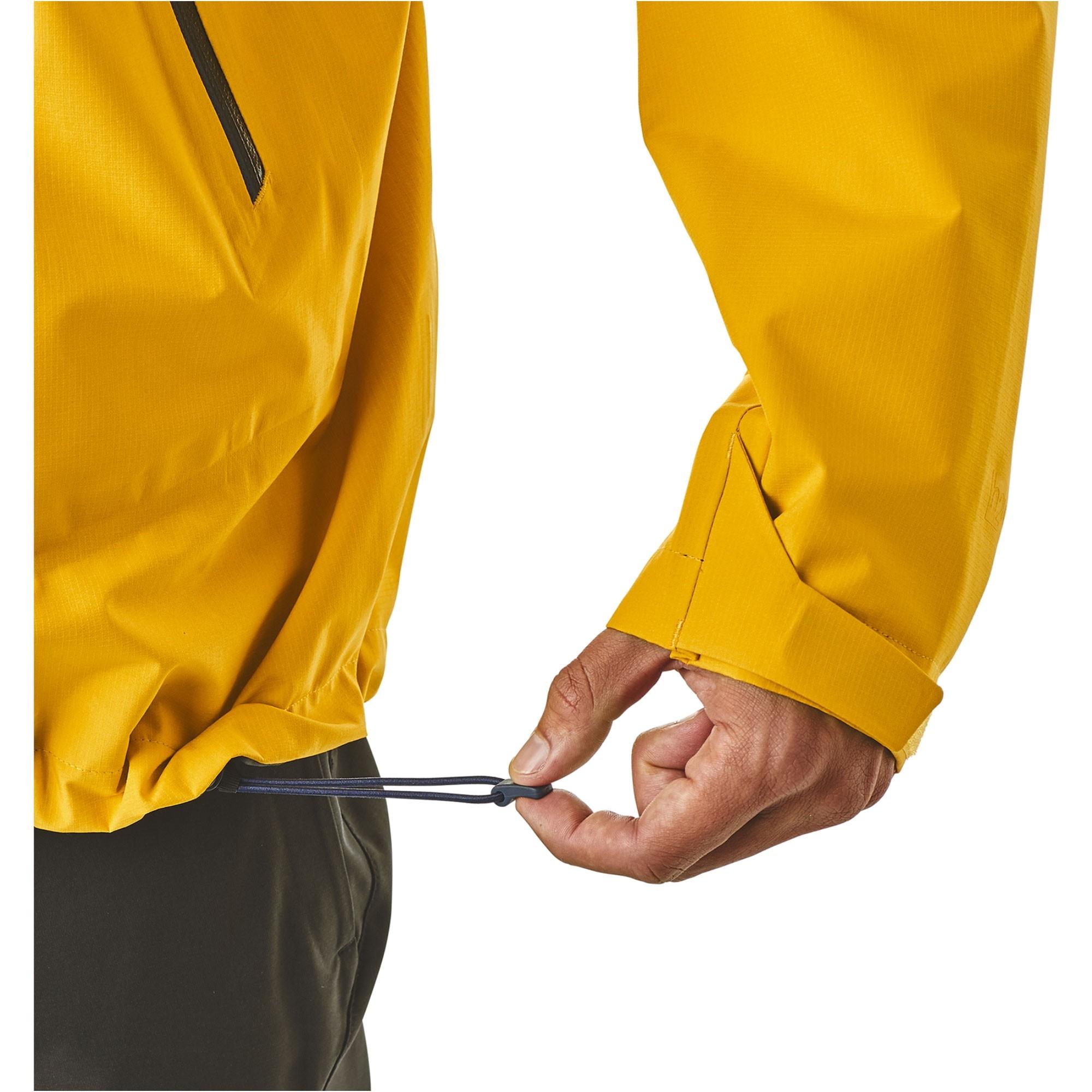Patagonia Cloud Ridge Waterproof Jacket Rugby Yellow OM2