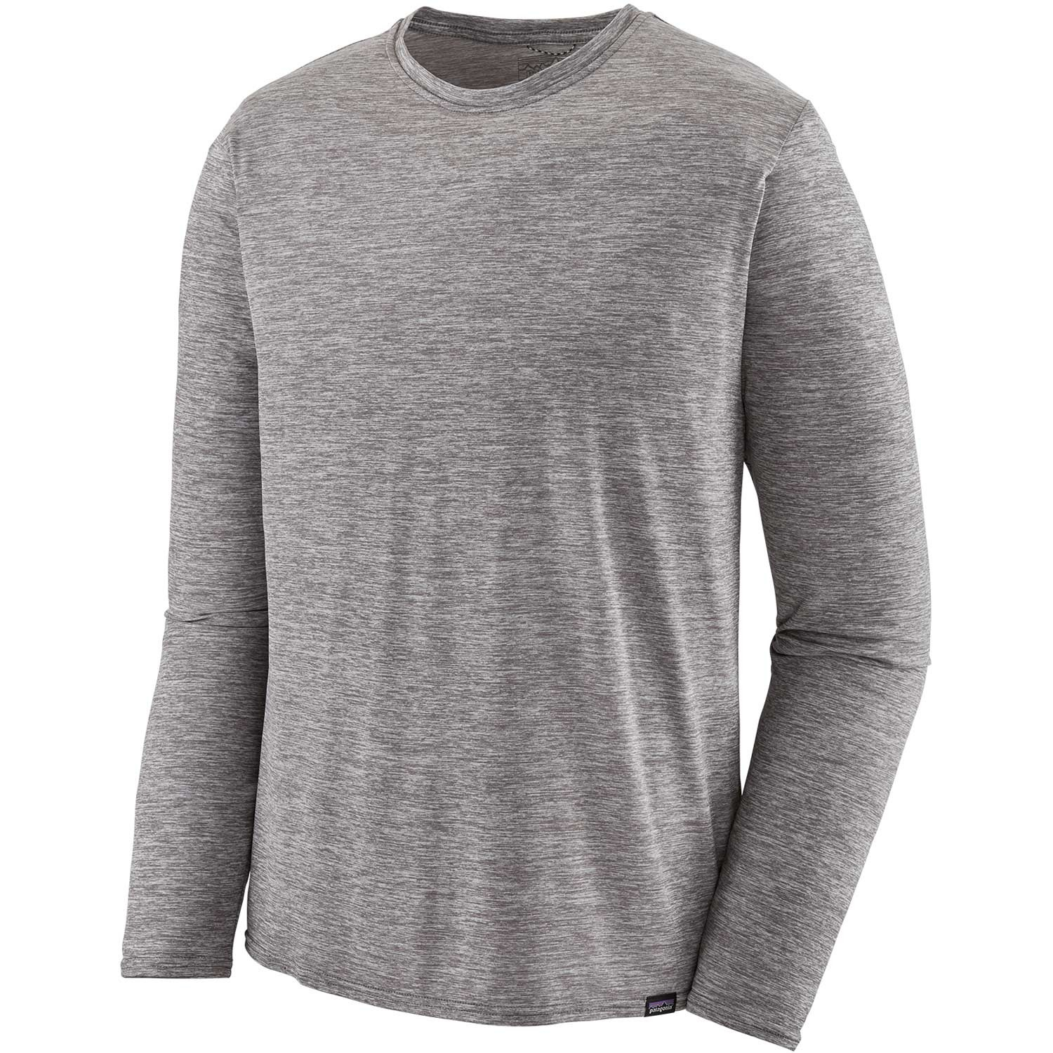 Patagonia Long-Sleeved Capilene Cool Daily Shirt - Feather Grey