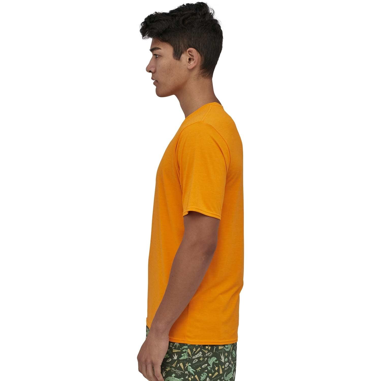 Patagonia Cap Cool Daily Shirt - Mango/Light Mango X-Dye