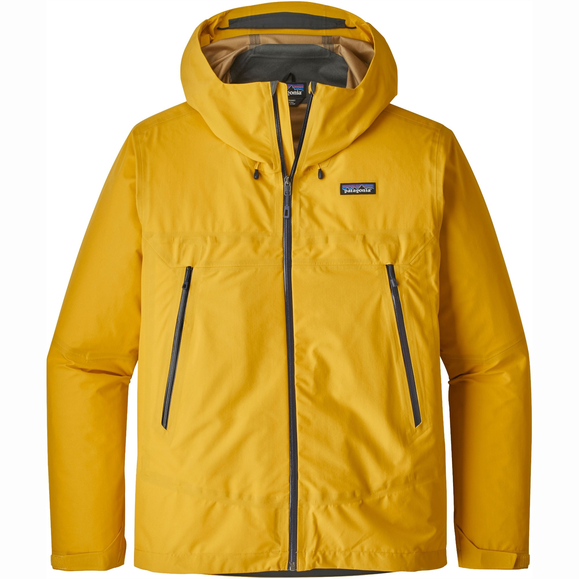 Patagonia Cloud Ridge Waterproof Jacket Rugby Yellow
