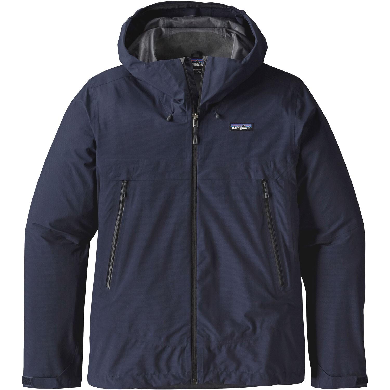 Patagonia Cloud Ridge Men's Waterproof Jacket - Navy Blue