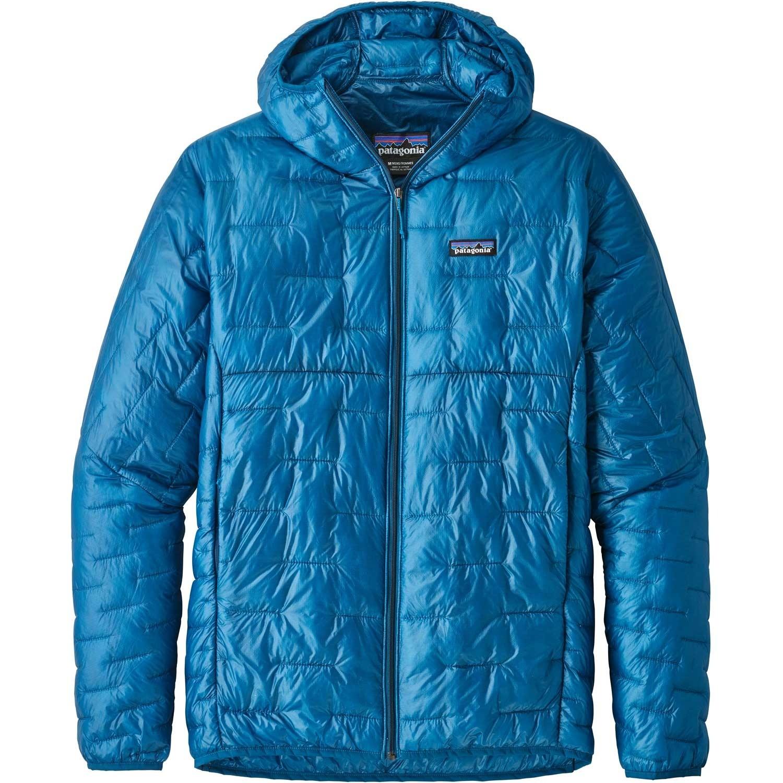 Patagonia Micro-Puff Hoody - Balkan Blue