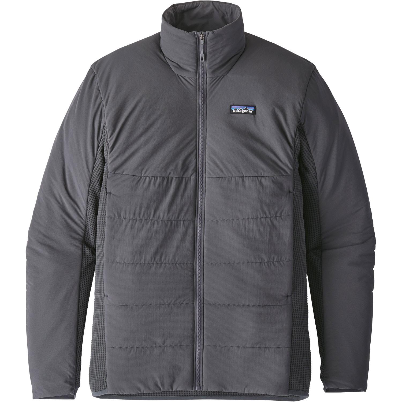 Patagonia Nano-Air Light Hybrid Jacket - Men's - Forge Grey