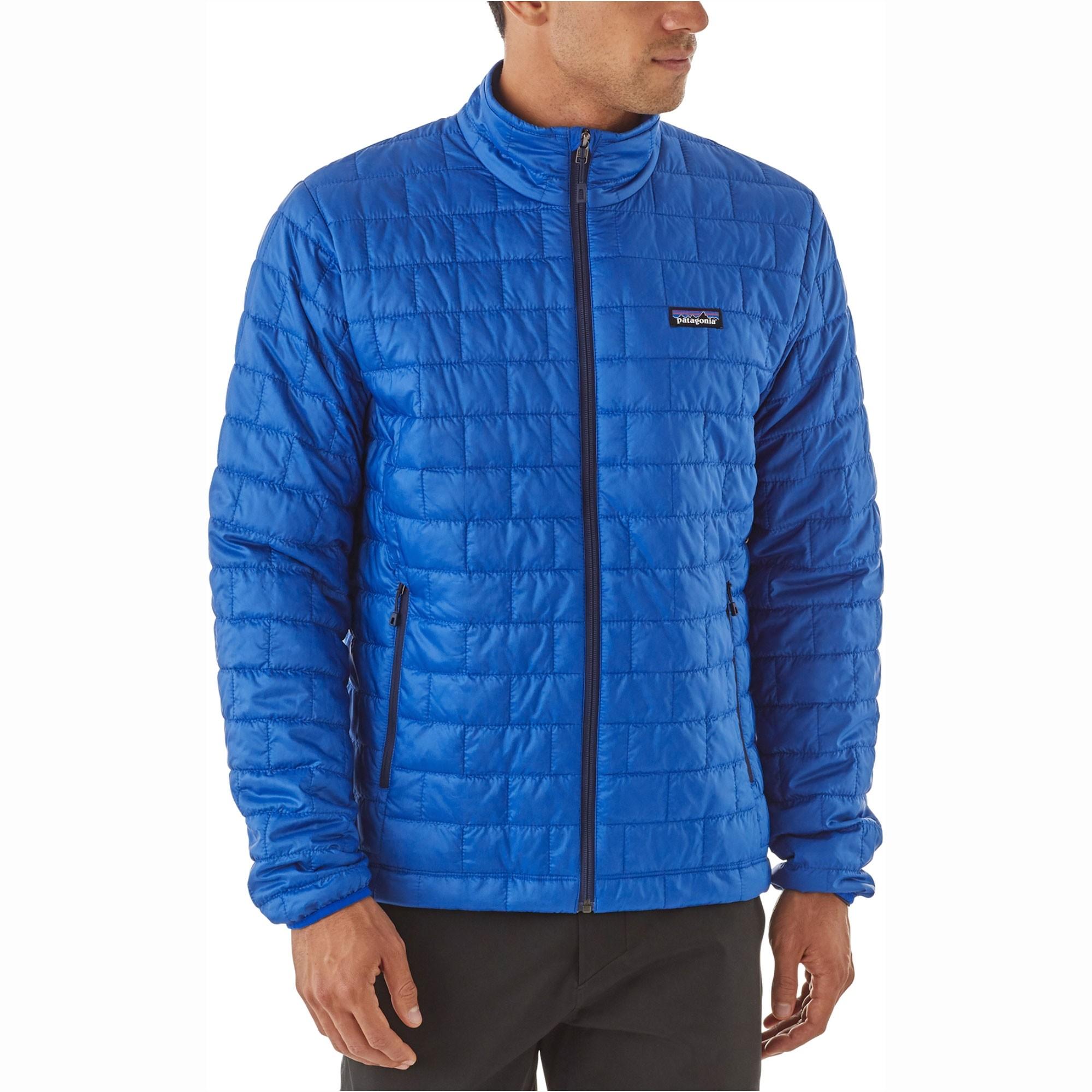 Patagonia Nano Puff Jacket Viking Blue OM1