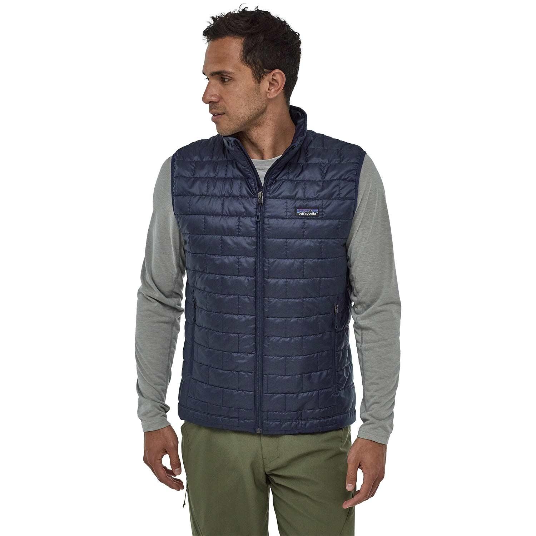 Patagonia Men's Nano Puff Vest - Classic Navy