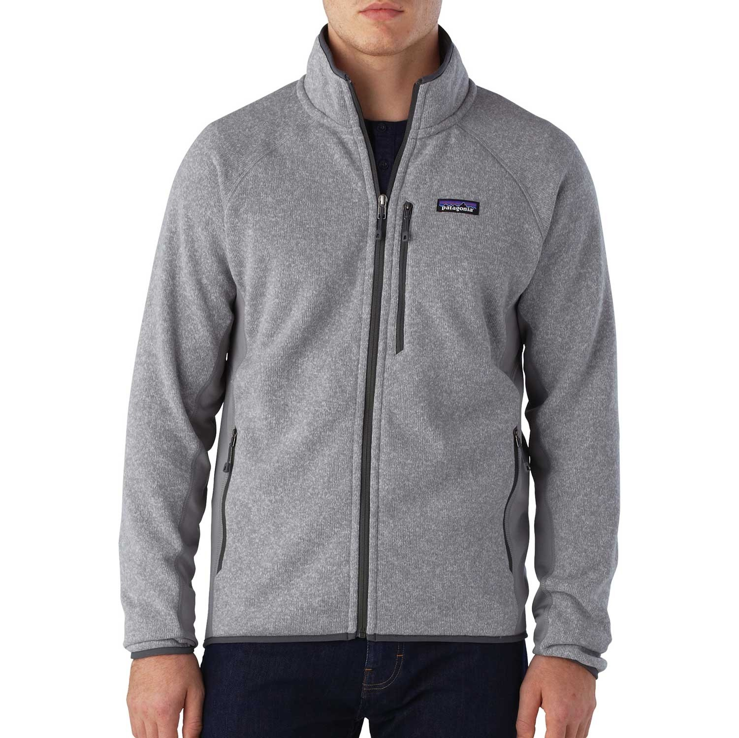 Patagonia Performance Better Sweater Jacket - Feather Grey