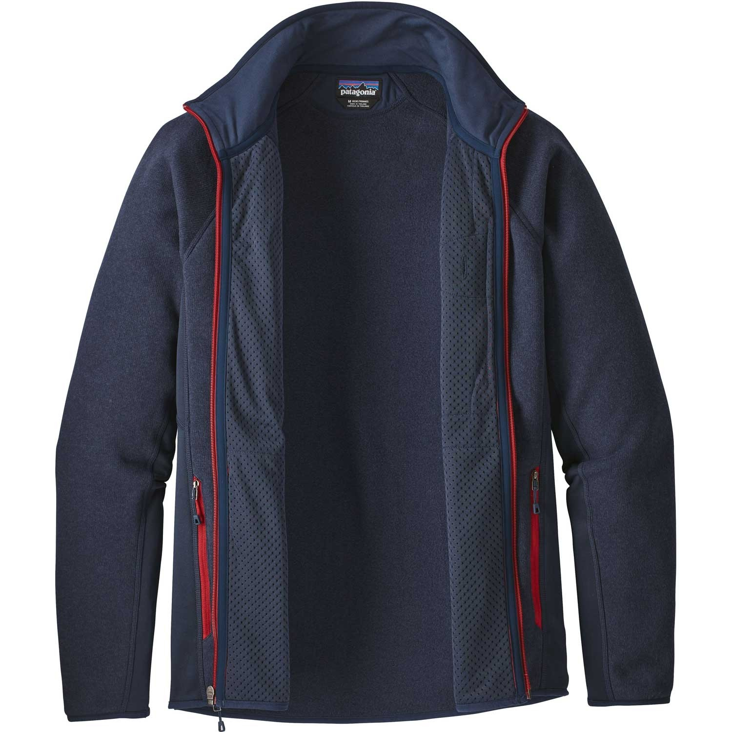 Patagonia Performance Better Sweater Jacket - Navy Blue