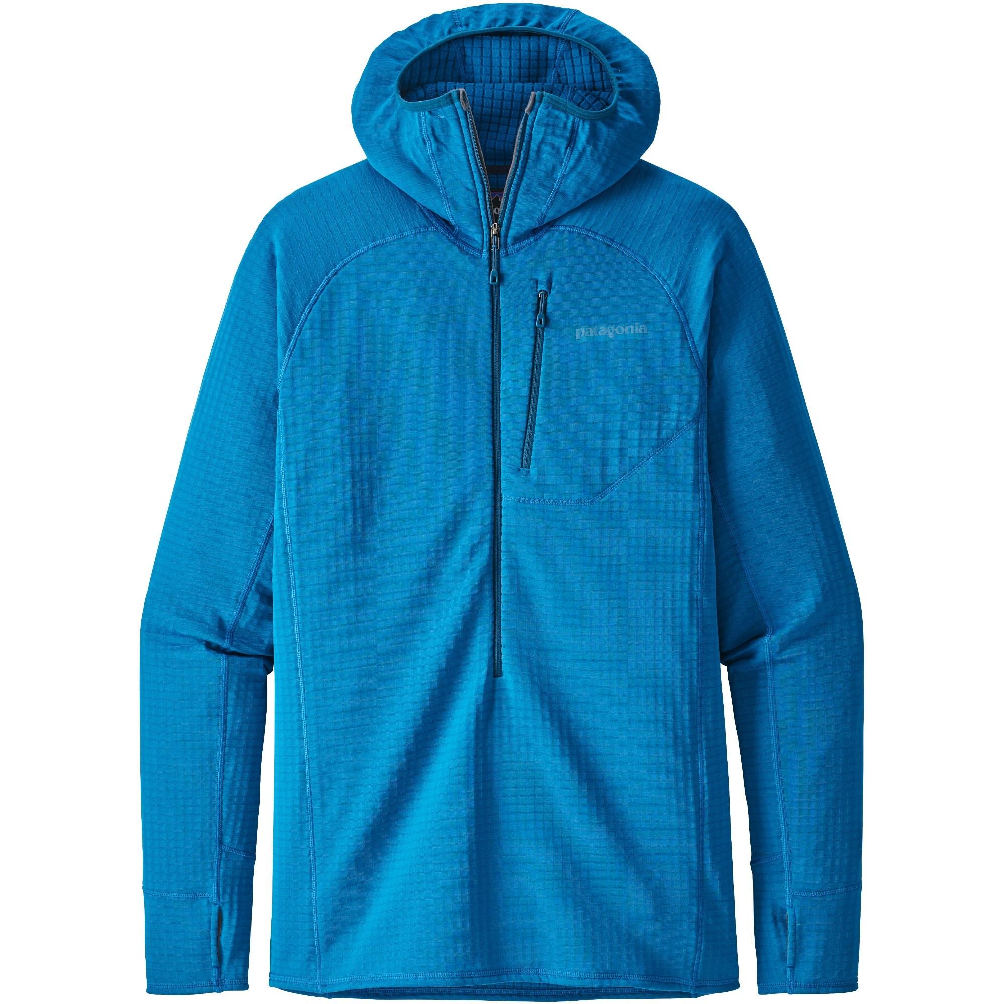 Patagonia R1 Men's Hoody - Balkan Blue