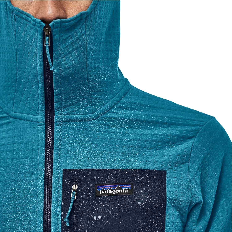 Patagonia R2 TechFace Hoody - Men's - Balkan Blue