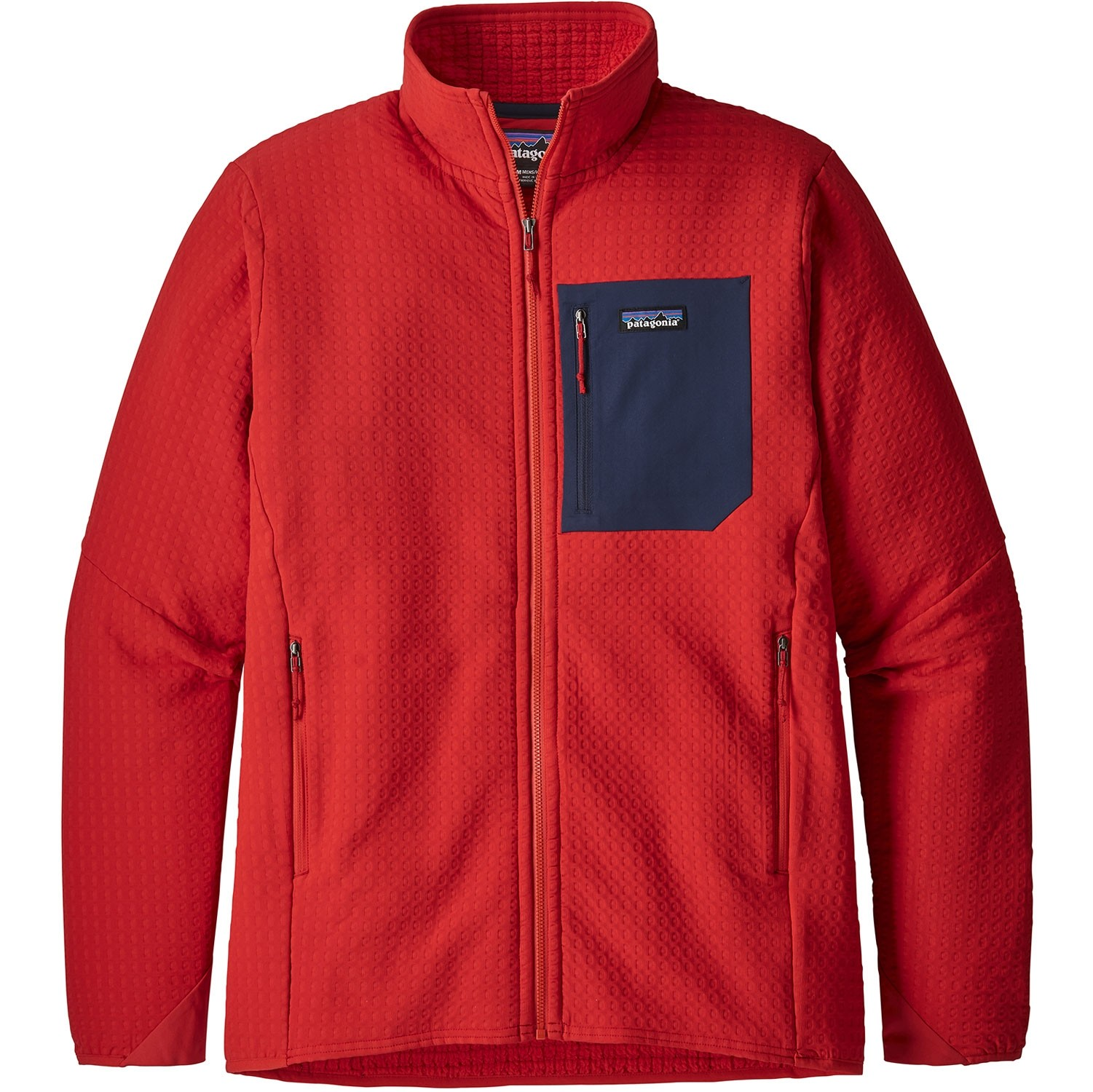 Patagonia R2 TechFace Jacket - Fire