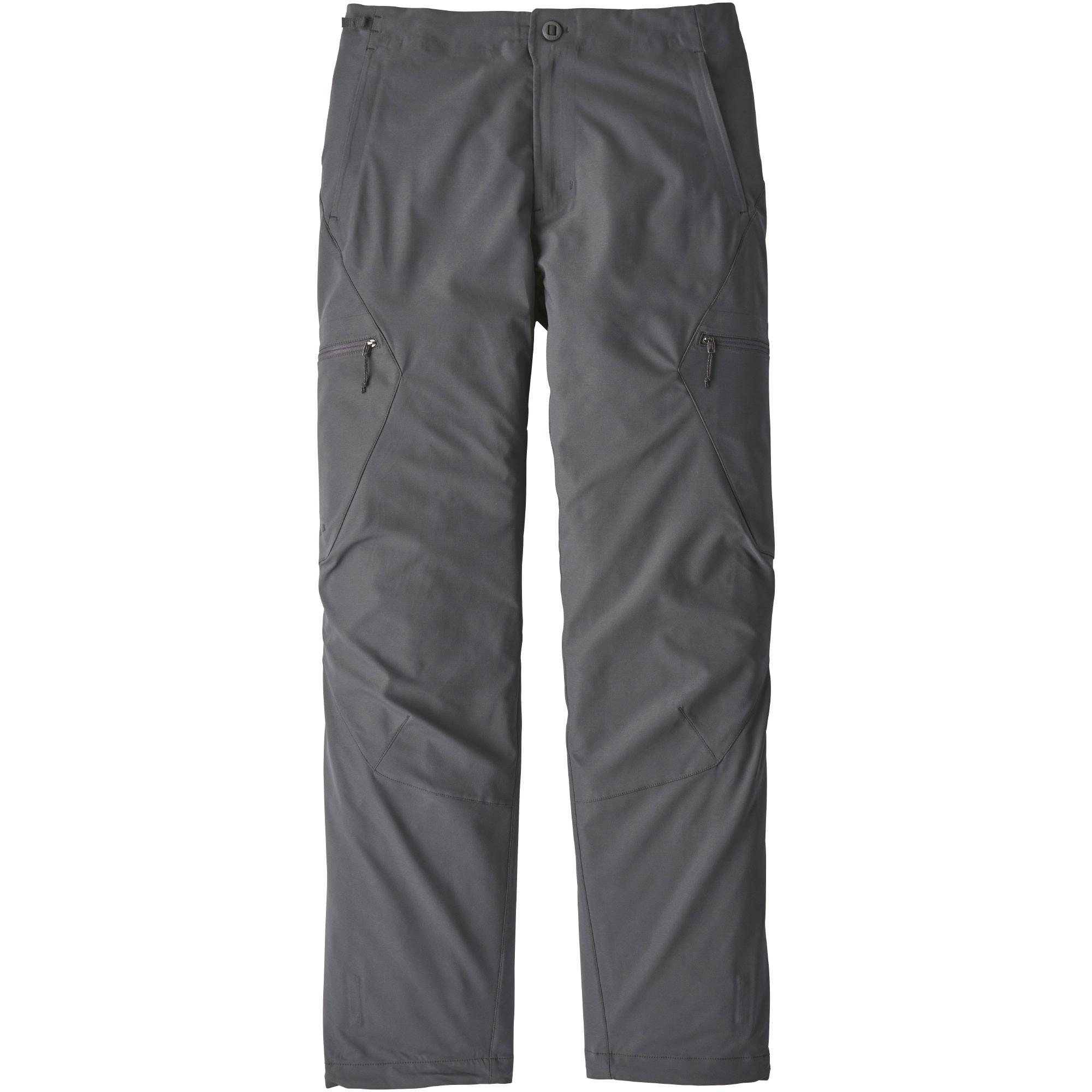 Patagonia Simul Alpine Softshell Pants - Forge Grey