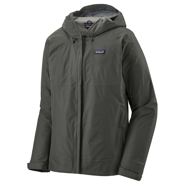 Patagonia Torrentshell 3L Jacket - Men's Waterproof - Forge Grey
