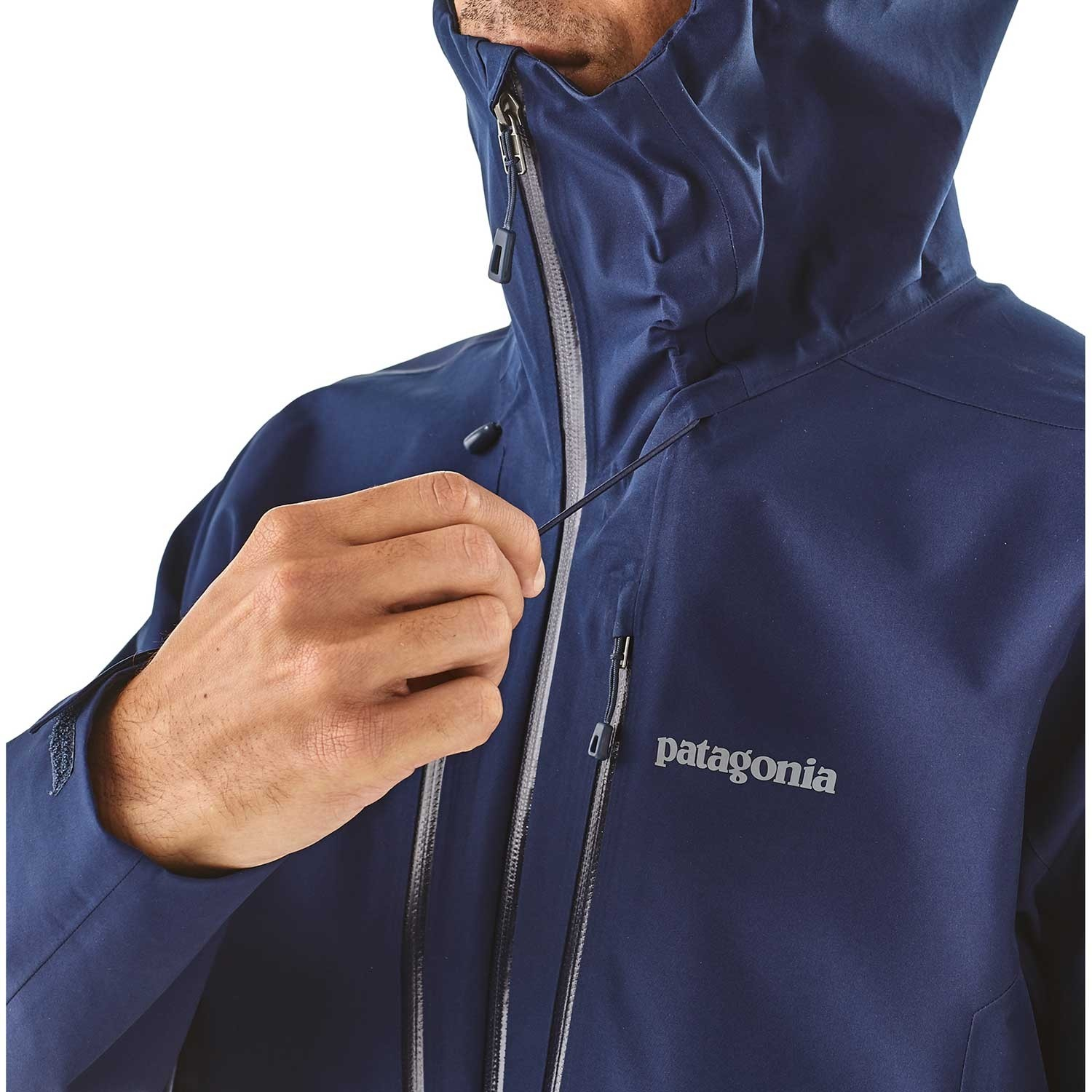 Patagonia Triolet Men's GTX Jacket - Classic Navy