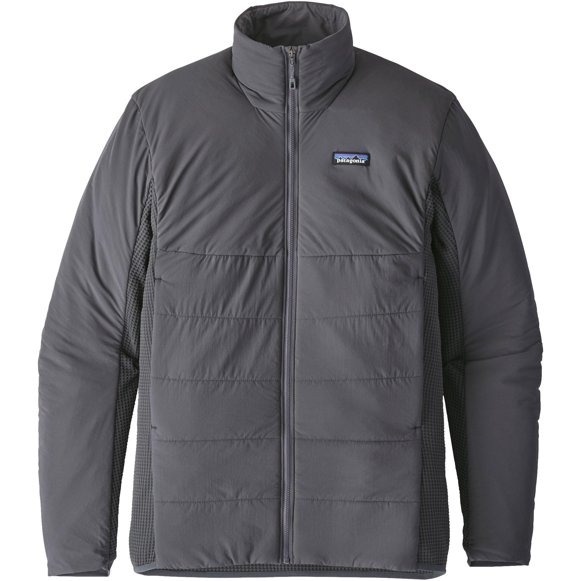 Patagonia Nano-Air Light Hybrid Men's Jacket Forge Grey