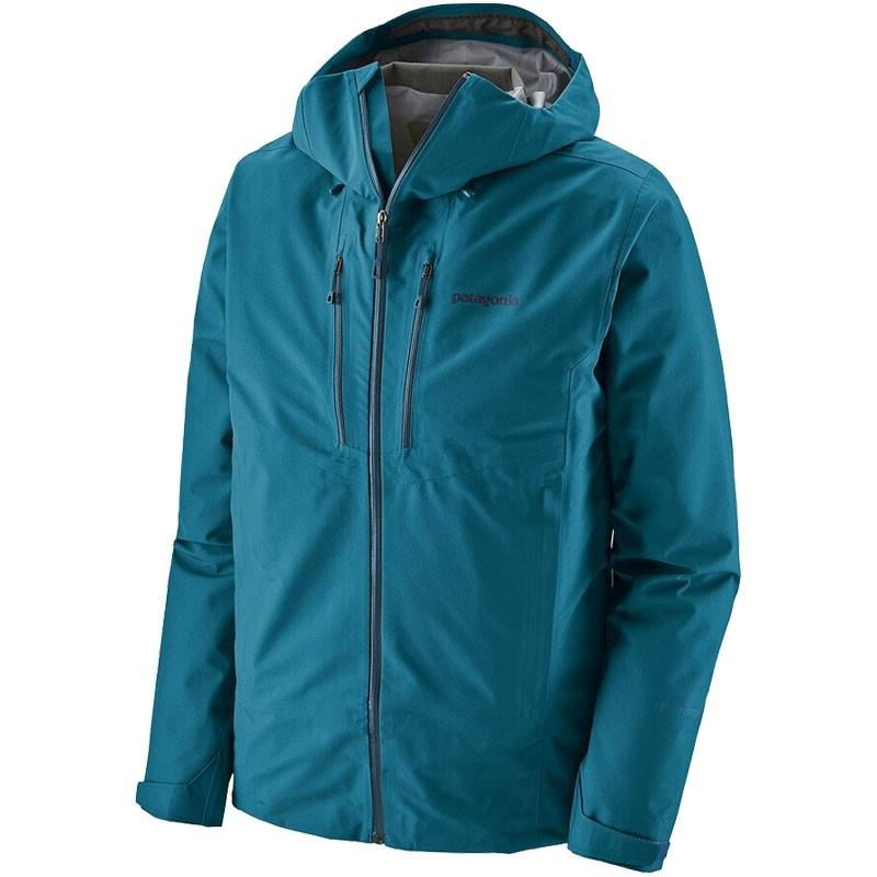 Patagonia Triolet Jacket - Men's - Balkan Blue